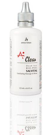 Anna Lotan Peeling mineral Salvital 100% natural 125ml