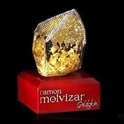 Ramon Molvizar Gold Skin Swarovski Edition woman 75 ml