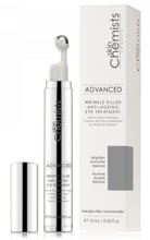 Skin Chemists  Advanced Wrinkle Killer Anti-Ageing Eye Treatment - Zaawansowane serum odmładzające pod oczy z jadem węża 15 ml