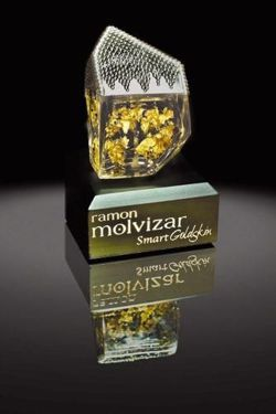 Ramon Molvizar Smart Gold Skin Swarovski Edition Unisex 75 ml