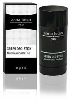 Anna Lotan Green Deo-stick Aluminum Salts Free 30 g