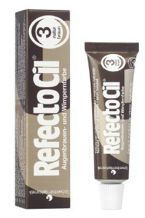 REFECTOCIL Eyelash And Eyebrow Tint 3 Natural Brown 15ml