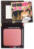 The Balm Down Boy roses / Eyeshadow Baby Pink 9.9 g
