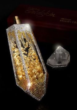 Ramon Molvizar Musk Oriental Gold Skin – Swarovski Edition Unisex