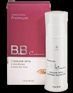 Anna Lotan Premium BB Perfekcyjny puder w kremie UVA/UVB SPF 36 nr. 3290 Pale