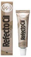 REFECTOCIL Eyelash And Eyebrow Tint henna do brwi i rzes 3.1 Light Brown 15ml